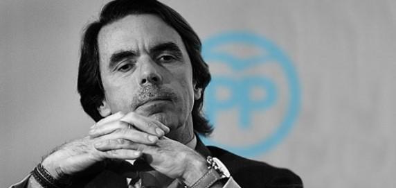 José María Aznar, el presidente arrojado