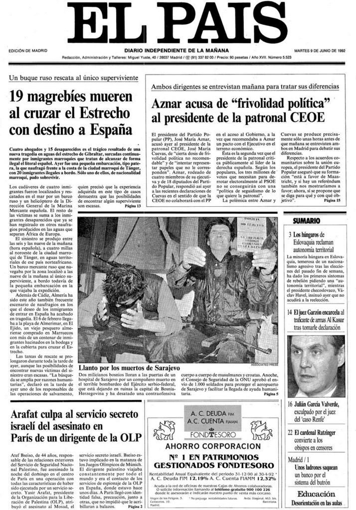 09-06-1992-portada-sarajevo