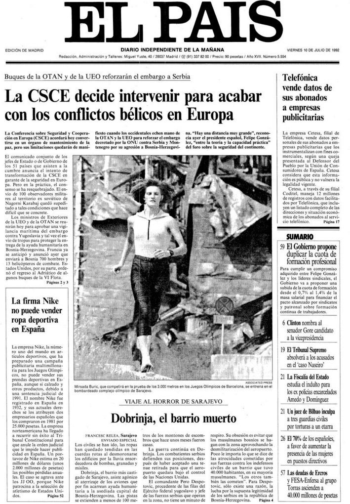10-07-1992-portada-sarajevo