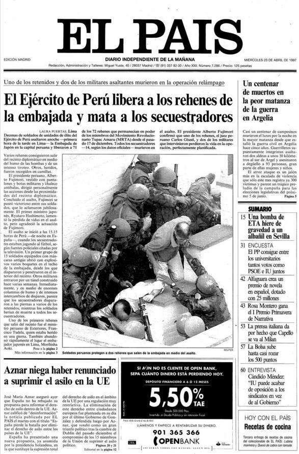portada-23-04-1997-liberación-rehenes