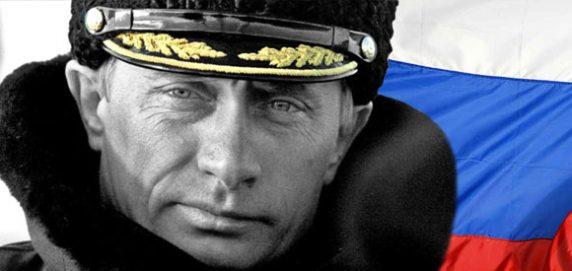 La Rusia de Vladimir Putin