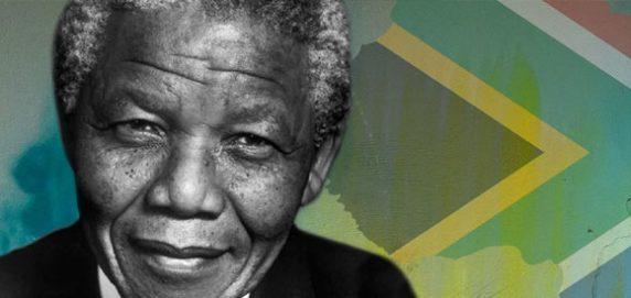 Irrepetible Nelson Mandela