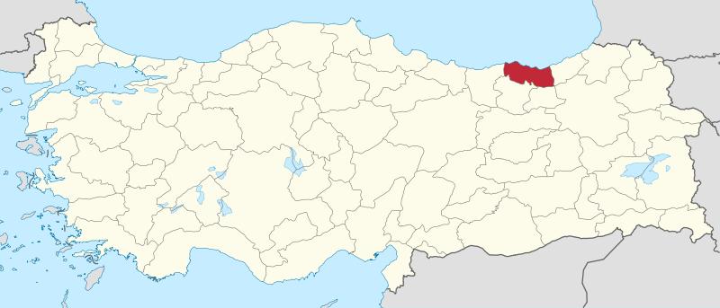 Localizador Trabzon_in_Turkeyok