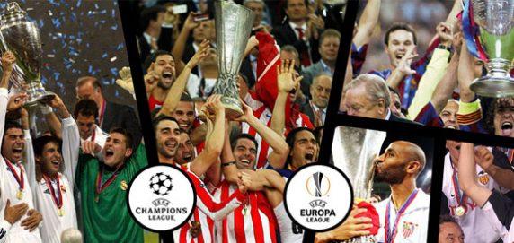 Dos decenios reinando en el fútbol europeo