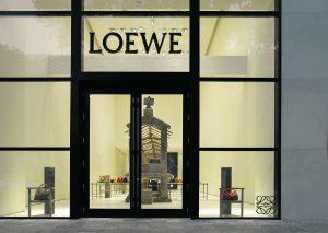 Tienda de Loewe en Miami.