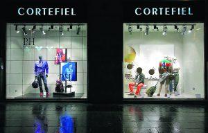 Cortefiel es una firma que ya existía en 1976.